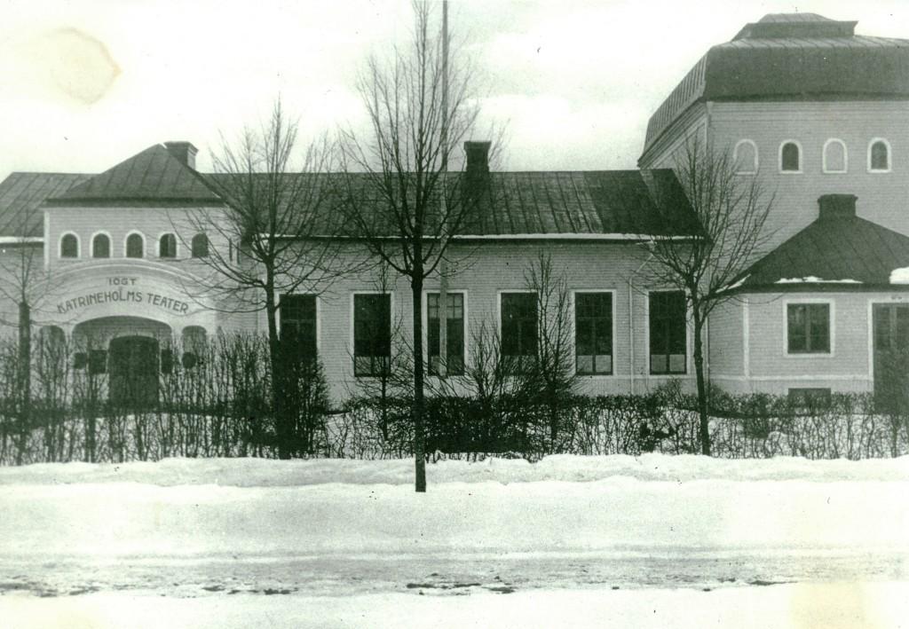 Teatern 1915